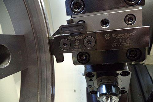 cutting valve seat