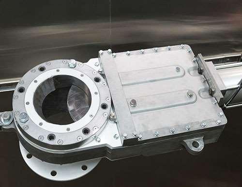 dense-phase-type valve