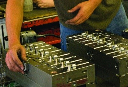 Injection Mold Inc.'s RP tools