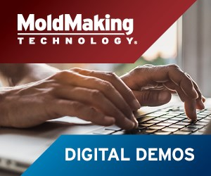 MoldMaking Technology Digital Demo