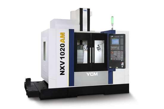 NXV 1020AM vertical machining center