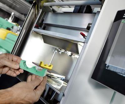 Arburg Freeformer additive manufacturing system