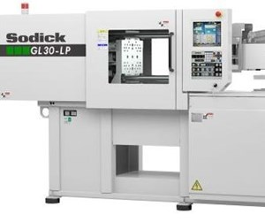 Plustech-Sodick GL30-LP micro-molding machine