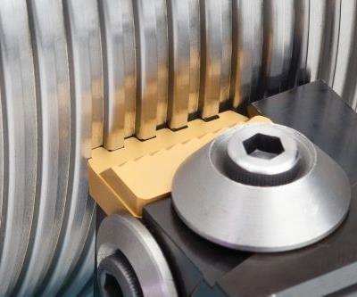 Seco P1, P5 thread chaser insert holder
