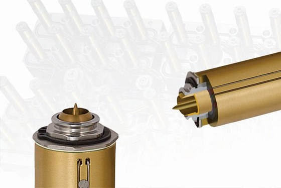 HTT-type nozzle tips