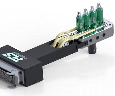 PCS Co. Emerald hot runner system
