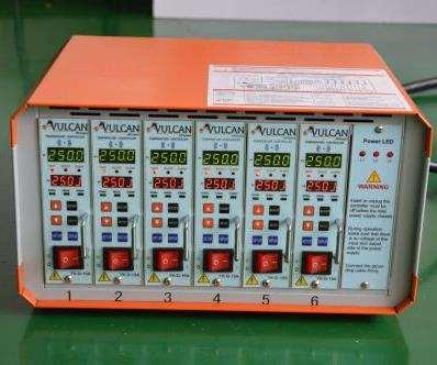 Vulcan YK Series modular hot runner controller