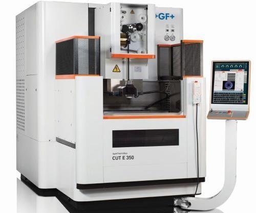 GF Machining Solutions AgieCharmilles CUT E Series wire EDMs