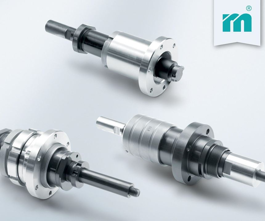 Meusburger DLC-coated two-stage ejectors