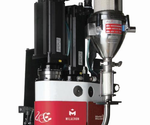Milacron E-Multi auxiliary injection units