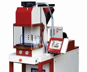 Alba Babyplast 6/10VP vertical micro injection molding machine