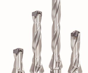 Tungaloy DrillMeister interchangeable tip drills