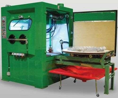 Model SS-10 SA rotary table