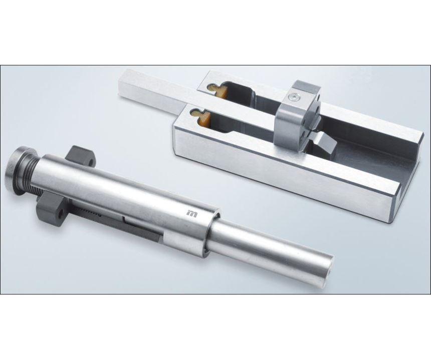 Meusburger E 1820 flat and E 1840 round latch locks