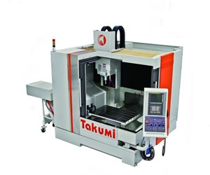 Braun Machinery Hurco Takumi H10 VMC