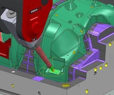Autodesk Delcam PowerMill programming software