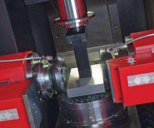 custom machine steel blocks