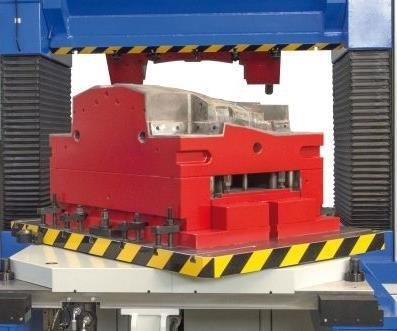 Millutensil BV30E-RG spotting press