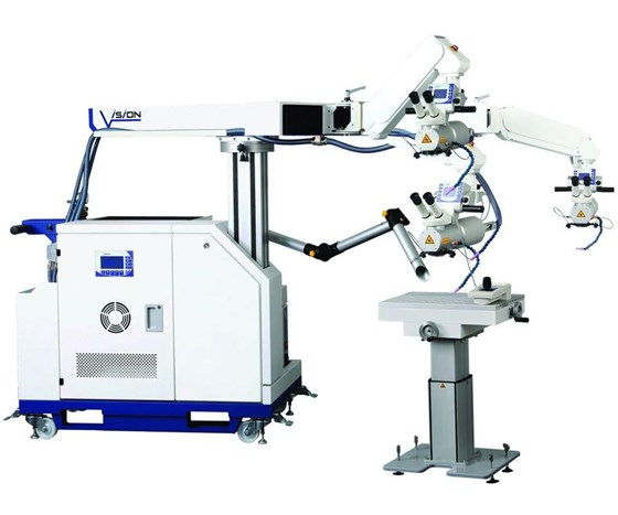 Alliance Laser MobileFlexx Toolrrom Laser System