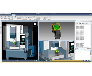 CGTech Vericut CNC simulation software
