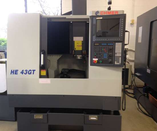 EDM Network HM43GT graphite mill