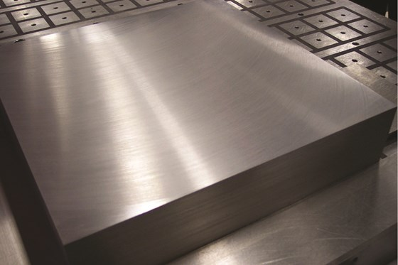 P-20 high hard mold steel