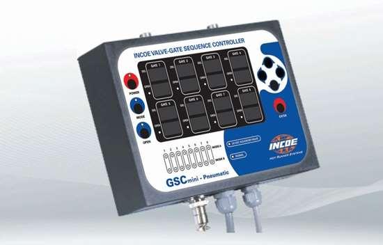 GSC-Mini valve-gate sequence controller