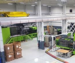 Baker Industries - SA Engineering Injection Molding Technology Collaboration Center