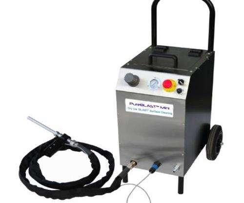 Cryo Pure PureBlast Mini dry ice blaster