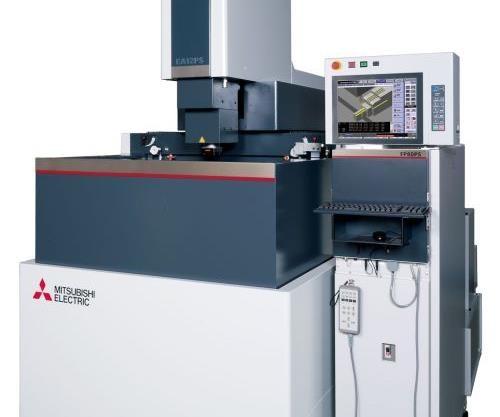 MC Machinery Systems EA12PS sinker EDM