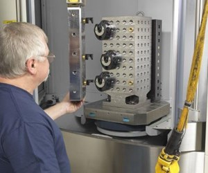 Single Source Technologies FCS modular clamping system (Breyl)
