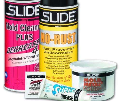 Slide Products non-chlorinated product line