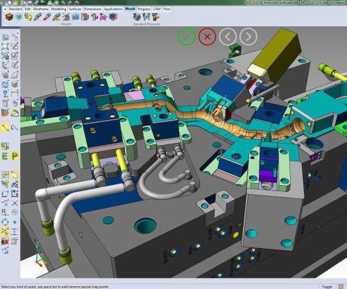 TST Tooling Software Visi
