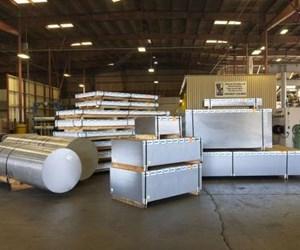 Vista Metals Duramax-10 aluminum mold plate