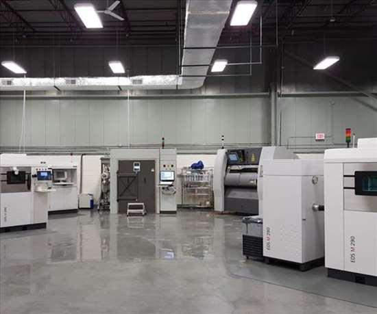 GPI Prototype additive manufacturing