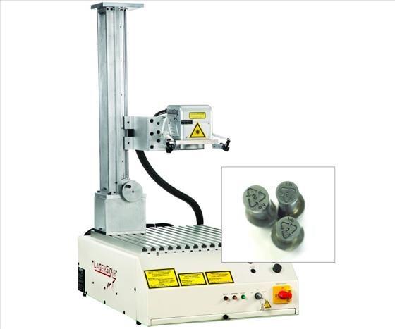 LaserStar FiberStar laser engraving system