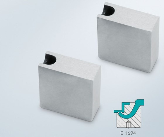 Meusburger tunnel gate inserts