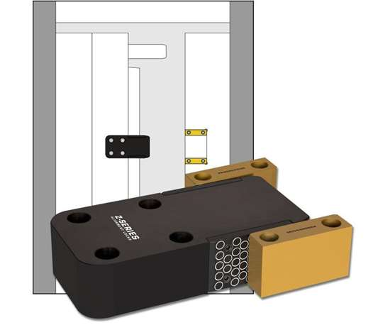 Progressive Components Z-Series inserted bar locks