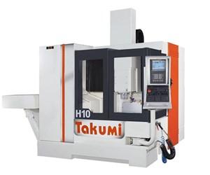 Takumi H series double-column machining center