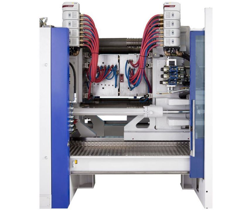 injection molding work cells