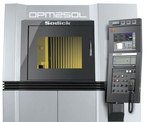 Sodick OPM250L metal 3D printer
