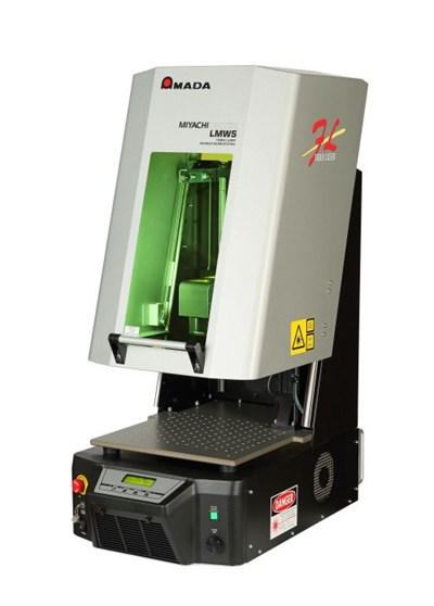 Compact Laser Marker Designed For Lean Manufacturing