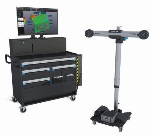 Creaform Shop-Floor Workstation from Ametek's Creaform division