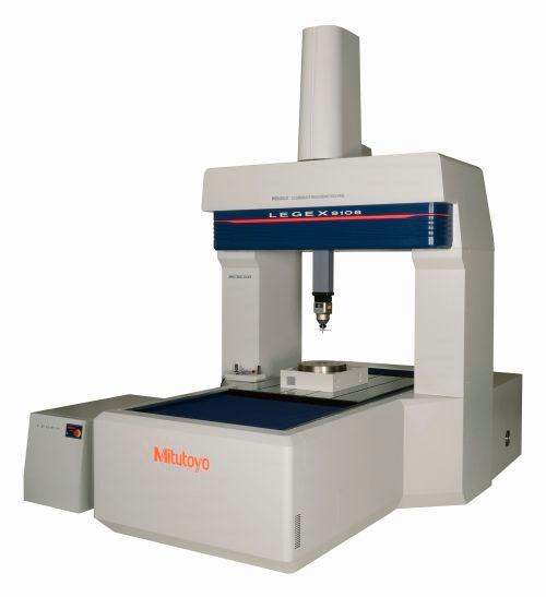 Mitutoyo America Legex CNC coordinate measuring machine