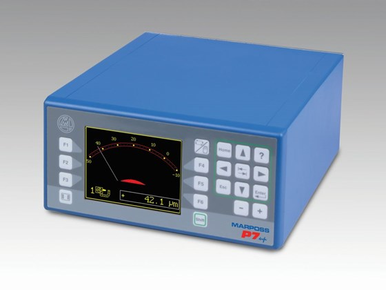 Marposs P7up electronic gage amplifier