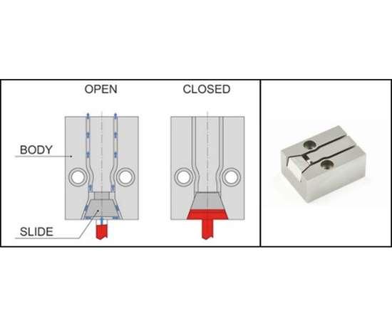 external mold venting valve