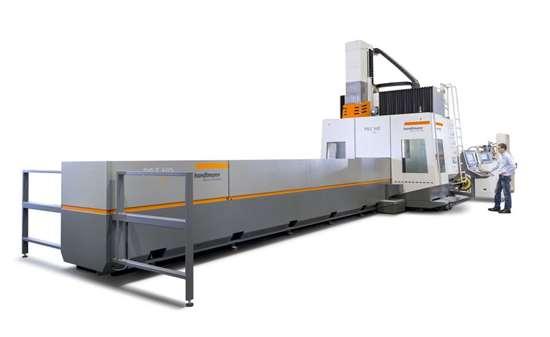 Handtmann PBZ HD 600 profile machining center