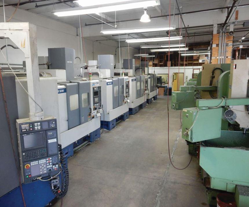 Mori Seiki CNC machining centers