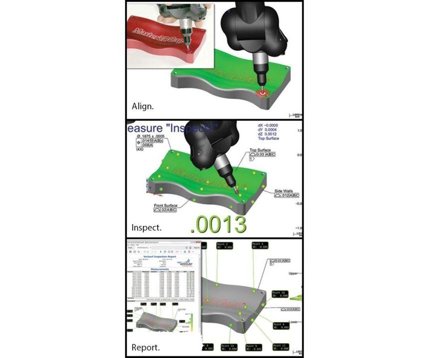 model based inspection software