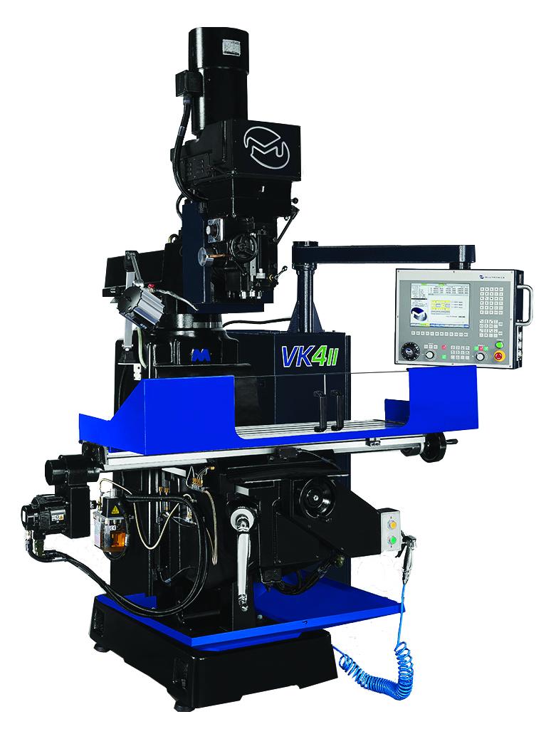 Milltronics USA Inc.'s VK4II CNC knee mill